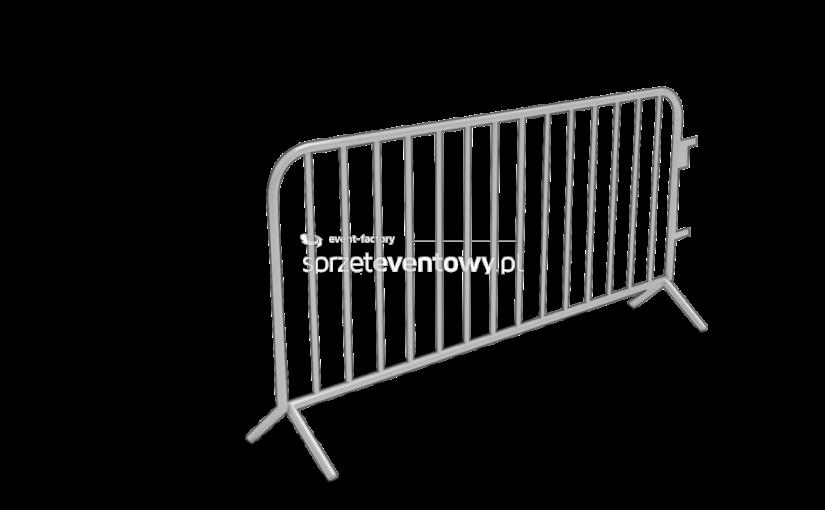 barierki na koncerty Kraków
